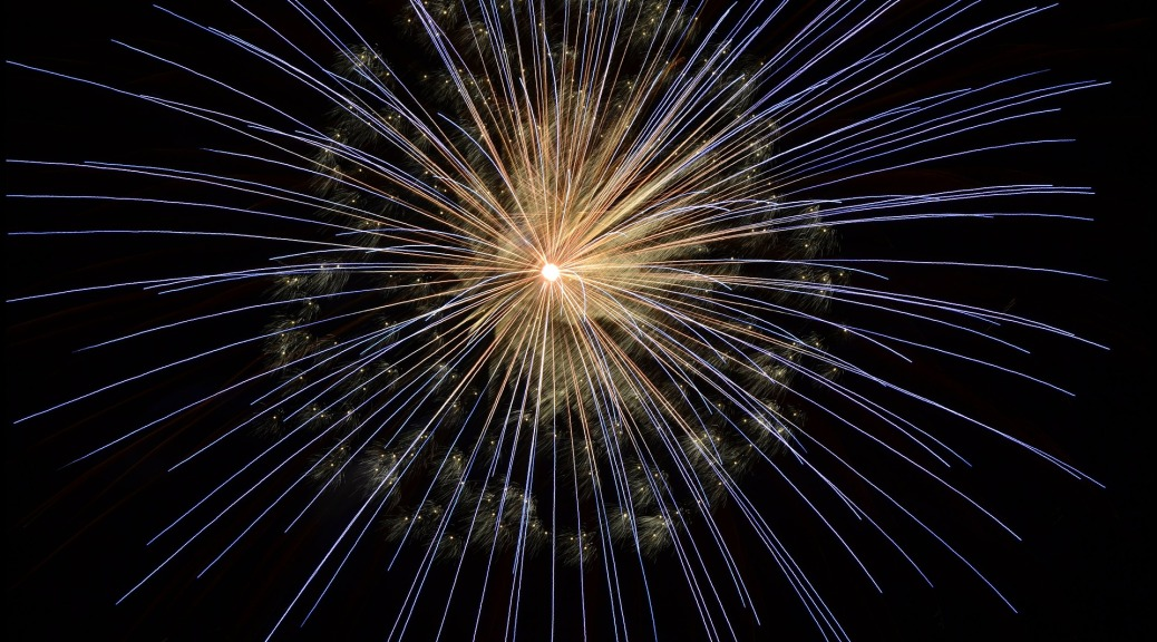 Fireworks are Conception are LIFE!